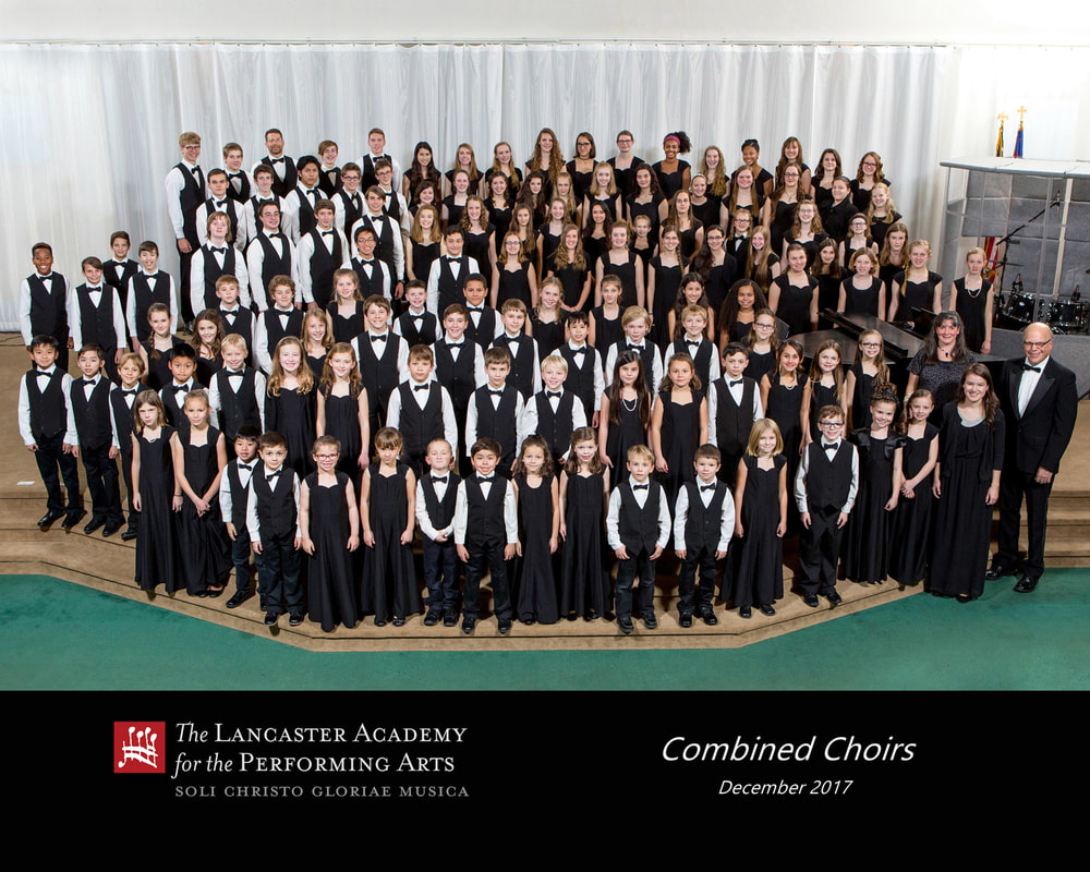 Choral - Lancaster Academy for the Performing Arts